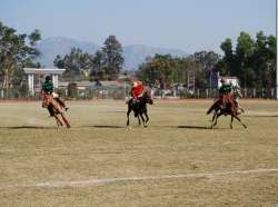 CRPF Polo team feted